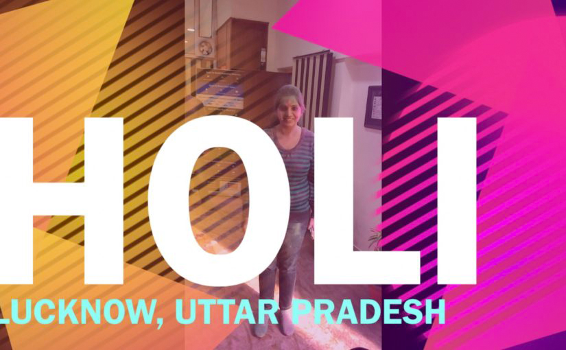 Let's Slow mo this Holi