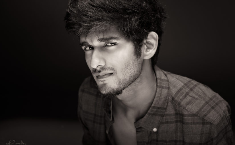 Testshoot with Utkarsh